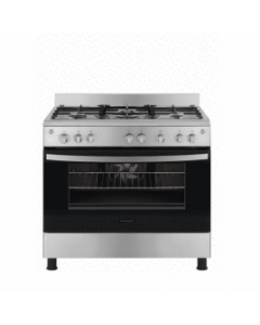 "36 ""gas stove, 5 burners, stainless steel 220 Volts"