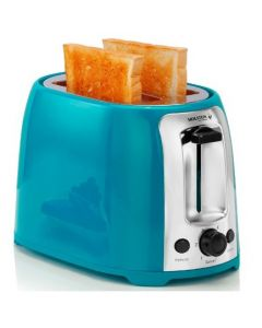 Holstein Housewares 2-Slice Toaster - Teal
