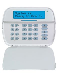Full Message LCD Hardwired Security Keypad