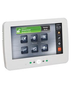7 inch TouchScreen Alarm Keypad with Prox Support
