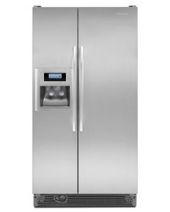 25.3 Cu. Ft. KitchenAid Architect Series II Width Standard-Depth Side-by-Side Refrigerator