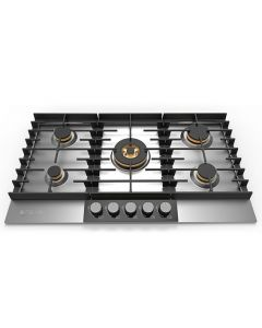 90 cm 5-Burner Gas Cooktop