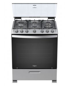 "Gas Stove 30"" with Stainless Cap"