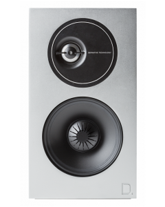 Demand Series D7 High-Performance Bookshelf Speakers (Black)