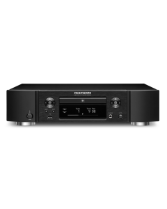 CD Player & Network Audio Player, HEOS integrated