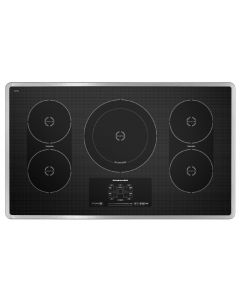 36-Inch 5-Element Induction Cooktop, Architect
