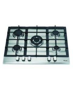 70 cm Gas Cooktop Spazio With 5 Burners