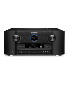 11.2 Channel Full 4K Ultra HD AV Surround Receiver with HEOS Music Streaming Technology