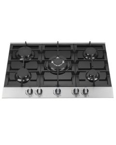 70 cm Gas Cooktop Aria With 5 Burners