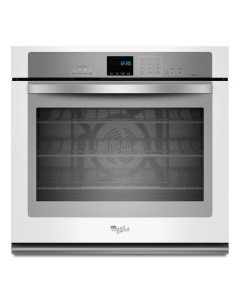 5.0 cu. ft. Single Wall Oven with SteamClean Option