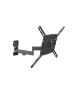 "TV Mount: Tilt And Extend. Up to 56"". Up To 55 LBS."