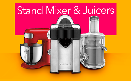 Stand Mixers And Juicers